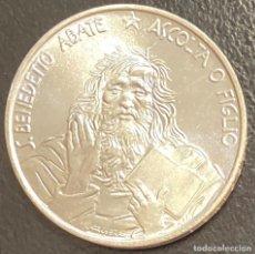 Monedas antiguas de Europa: SAN MARINO, MONEDA DE DE PLATA 1000 LIRAS, AÑO 1980. Lote 289228398