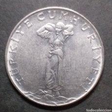 Monedas antiguas de Europa: MONEDA DE 25 KURUS TURQUÍA AÑO 1967. Lote 289367528