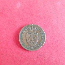 Monete antiche di Europa: 1 KREUZER DE NASSAU 1856. Lote 289392788