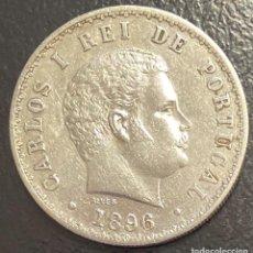 Monete antiche di Europa: PORTUGAL, MONEDA DE PLATA DE 500 REIS, AÑO 1896. Lote 289408673