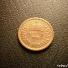 Monete antiche di Europa: HUNGRIA 2 FILLER 1926. Lote 290804248