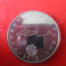 Monedas antiguas de Europa: PORTUGAL. 2,50 EUROS 2016. MUSEO DEL DINERO. SIN CIRCULAR. Lote 291231138