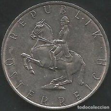 Monedas antiguas de Europa: AUSTRIA 1975 - 5 SHILLING - KM 2889A - CIRCULADA. Lote 292306803