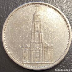 Monedas antiguas de Europa: ALEMANIA, MONEDA DE PLATA DE 5 REICHMARK, AÑO 1935G. Lote 292527798