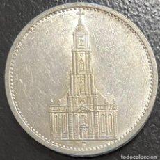 Monedas antiguas de Europa: ALEMANIA, MONEDA DE PLATA DE 5 REICHMARK, AÑO 1935F. Lote 292529323