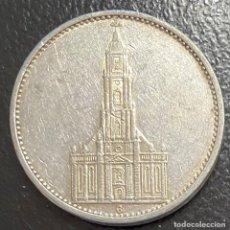 Monedas antiguas de Europa: ALEMANIA, MONEDA DE PLATA DE 5 REICHMARK, AÑO 1935G. Lote 292529553