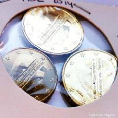 Monete antiche di Europa: ⚜️ SIN CIRCULAR DE SET. 10 A 50 CÉNTIMOS 2014. HOLANDA. AF241. Lote 292594763