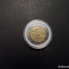 Monedas antiguas de Europa: 2 EUROS DE FRANCOIS MITTERAND DE LA REPUBLICA FRANCESA. BRONCE-NIQUEL. AÑO 2016. BC. Lote 292944293
