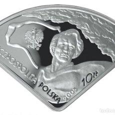 Monedas antiguas de Europa: POLONIA - 10 ZLOTYK - 2005 - SIN CIRCULAR - PLATA - PROOF. Lote 293253413
