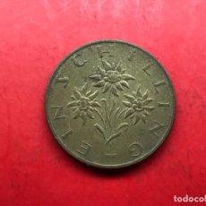 Monedas antiguas de Europa: 1 SCHILLING - AUSTRIA - 1981. Lote 293312063