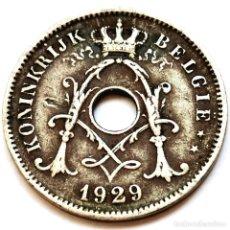 Monete antiche di Europa: ⚜️ 10 CENTIMES 1929. LEYENDA EN HOLANDÉS. BÉLGICA. AF331. Lote 293521388