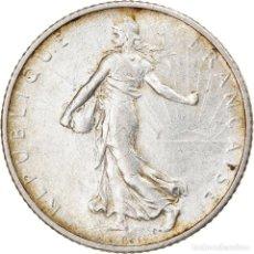 Monedas antiguas de Europa: [#832996] MONEDA, FRANCIA, SEMEUSE, FRANC, 1898, PARIS, MBC, PLATA, KM:844.1, GADOURY:467. Lote 294118728