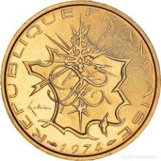 Monedas antiguas de Europa: [#365508] MONEDA, FRANCIA, MATHIEU, 10 FRANCS, 1974, FDC, FDC, NÍQUEL - LATÓN, KM:940. Lote 294118788
