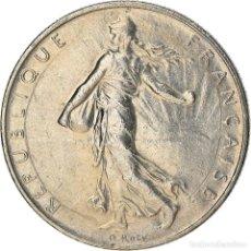 Monedas antiguas de Europa: [#372252] MONEDA, FRANCIA, SEMEUSE, FRANC, 1994, PARIS, EBC, NÍQUEL, KM:925.1. Lote 294119033