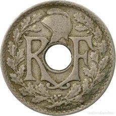 Monedas antiguas de Europa: [#440140] MONEDA, FRANCIA, LINDAUER, 25 CENTIMES, 1922, MBC, COBRE - NÍQUEL, KM:867A. Lote 294119063