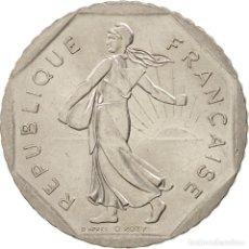 Monedas antiguas de Europa: [#407946] MONEDA, FRANCIA, SEMEUSE, 2 FRANCS, 1994, PARIS, EBC, NÍQUEL, KM:942.1. Lote 294119468