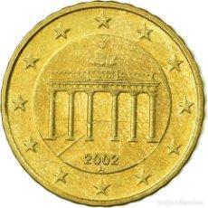 Monedas antiguas de Europa: [#698512] ALEMANIA - REPÚBLICA FEDERAL, 10 EURO CENT, 2002, MBC, LATÓN, KM:210. Lote 294119938