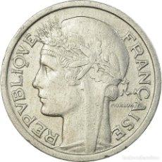 Monedas antiguas de Europa: [#724990] MONEDA, FRANCIA, MORLON, FRANC, 1950, PARIS, MBC, ALUMINIO, KM:885A.1. Lote 294120553