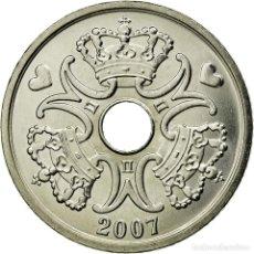 Monedas antiguas de Europa: [#587831] MONEDA, DINAMARCA, MARGRETHE II, 5 KRONER, 2007, BRONDBY, SC, COBRE - NÍQUEL. Lote 294120838