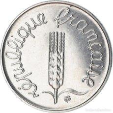 Monedas antiguas de Europa: [#749239] MONEDA, FRANCIA, ÉPI, CENTIME, 1988, PARIS, EBC, ACERO INOXIDABLE, KM:928. Lote 294121368