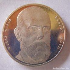 Monedas antiguas de Europa: 10 MARCOS DE PLATA DEL AÑO 1993 - J . CALIDAD FDC . ACABADO EN PROOF . MUY ESCASA. Lote 294121643