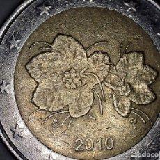 Monedas antiguas de Europa: MONEDA 2 EUROS FINLANDIA 2010 USADA CIRCULADA EURO. Lote 294551933