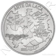 Monedas antiguas de Europa: PORTUGAL 5 EURO 2021 A ARTE DA LACA (PORTUGAL Y JAPON). Lote 295287743