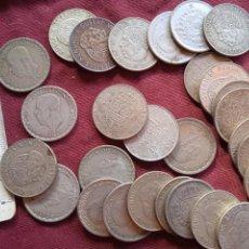Monedas antiguas de Europa: SUECIA. 28 MONEDAS DE 1 CORONA DE PLATA. Lote 295350658