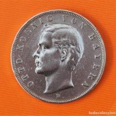 Monedas antiguas de Europa: BAYERN 3 MARCOS 1908. Lote 295517918