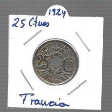 Monedas antiguas de Europa: MONEDAS DEL MUNDO FRANCIA ES LA MONEDA QUE VES. Lote 295523273