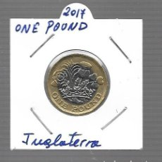 Monedas antiguas de Europa: MONEDAS DEL MUNDO INGLATERRA ES LA MONEDA QUE VES. Lote 295524613