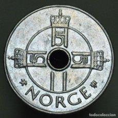 Monedas antiguas de Europa: 1 CORONA NORUEGA 1997. Lote 295638833