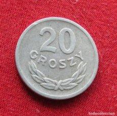 Monedas antiguas de Europa: POLONIA 20 GROSZY 1970. Lote 295740728