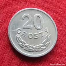 Monedas antiguas de Europa: POLONIA 20 GROSZY 1973 #2. Lote 295741068