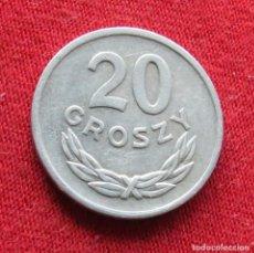 Monedas antiguas de Europa: POLONIA 20 GROSZY 1976. Lote 295741143