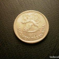 Monedas antiguas de Europa: FINLANDIA 1 MARCO 1973. Lote 295741178