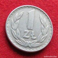 Monedas antiguas de Europa: POLONIA 1 ZLOTY 1978 #2. Lote 295742378