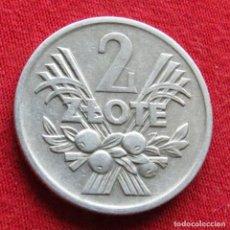 Monedas antiguas de Europa: POLONIA 2 ZLOTE 1970. Lote 295742658