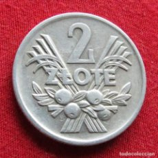 Monedas antiguas de Europa: POLONIA 2 ZLOTE 1974 #2. Lote 295742723