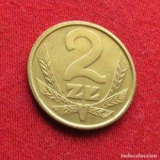 Monedas antiguas de Europa: POLONIA 2 ZLOTE 1986. Lote 295742803