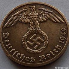 Monedas antiguas de Europa: 1 REICHSPFENNIG 1940. Lote 295977598