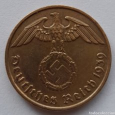 Monedas antiguas de Europa: 2 REICHSPFENNIG 1939. Lote 295980868