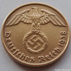 Monedas antiguas de Europa: 2 REICHSPFENNIG 1938. Lote 295981703