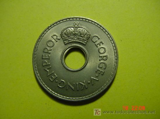 2329 ISLAS FIJI AÑO 1936 PRECIOSA 1 P. JORGE V - RARA FECHA MIRA MAS EN MI TIENDA COSAS&CURIOSAS (Numismática - Extranjeras - Oceanía)