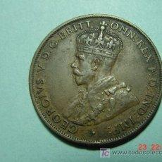 Monedas antiguas de Oceanía: 2427 AUSTRALIA 1 PENIQUE AÑO 1927 RARA - MAS MONEDAS EN MI TIENDA COSAS&CURIOSAS. Lote 7389967