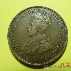 Monedas antiguas de Oceanía: 2434 AUSTRALIA 1/2 PENIQUE AÑO 1911 RARA - MAS MONEDAS EN MI TIENDA COSAS&CURIOSAS. Lote 7389966