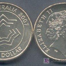 Monedas antiguas de Oceanía: AUSTRALIA 1$ 2007 APEC. Lote 196327307
