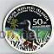 Monedas antiguas de Oceanía: KEELING COCOS 1 DOLLAR 2005. Lote 19250399