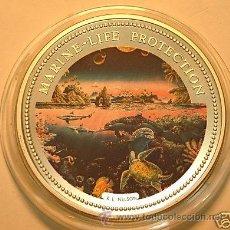 Monedas antiguas de Oceanía: PALAU 1 DOLAR 1993. Lote 19309641