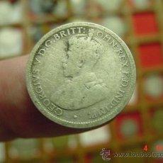 Monedas antiguas de Oceanía: 1406 AUSTRALIA 6 PENNY PLATA AÑO 1919 OCASION !! - PONGO A DIARIO DECENAS EN VENTA A PRECIOS BAJOS. Lote 26573908